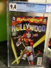 CGC 9.4 HARLEY QUINN # 20 - vol 2 - Standard cover - New Case !!!