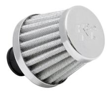 "62-1600WT K&N Vent Air Filter 3/8""-1/2""ID FLG X 2""OD B X 1-3/4""H X 1.5""TP CR"