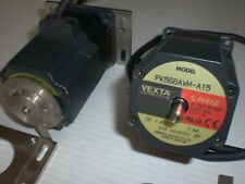 Oriential Motor Co. VEXTA PK566AWM-A15 STEPPING MOTOR stepper pk566awma15