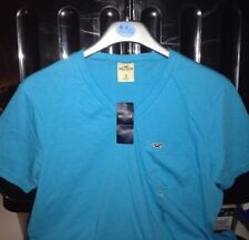 Hollister V-neck style t-shirt top S Small men's unisex fashion