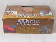 MTG EMPTY REVISED BOOSTER BOX - NO CARDS OR PACKS - MAGIC THE GATHERING
