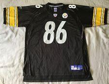 Pittsburg Steelers Hines Ward NFL Reebok Players Inc Jersey Size XL