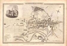 Lancashire 1800-1899 Date Range Antique Europe Atlas Maps