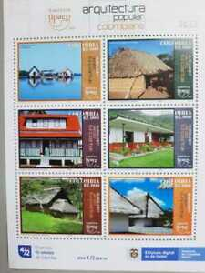 O) 2020 COLOMBIA, AMERICA UPAEP, POPULAR ARCHITECTURE, CULTURAL HERITAGE, PALAFI