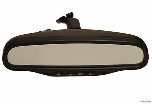 IMPALA MONTE CARLO OEM GM OnStar Dual Map Light Auto Dim Rear View Mirror 015607