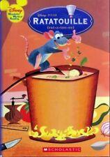 Ratatouille Hardcover Book Disney's Wonderful World of Reading Scholastic 2007