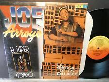 Joe Arroyo: La Guerra De Los Callados (M- 1991 Sonotone, US LP) Salsa
