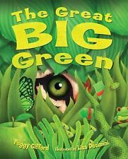 The Great Big Green by Peggy Gifford (2014, Picture Book)