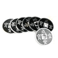 5 Pcs/Lot Chinese Coin Magic Tricks close up Stage Magic mentalism Accessories