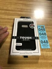 Samsung Galaxy S10e Case Casemate Tough Grip Black Dual Layer Protection NEW