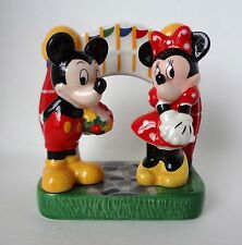 Disney Parks Salt Pepper Shakers Mickey Minnie At Disney WDW Gate Arch New