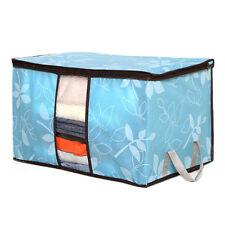 Flash Sale Storage Organization/Designer Flower Printed Quilt Storage Bags New