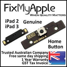 iPad 2 3 Genuine Home Button Control Circuit Board Flex Cable New Replacement