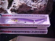 Rapala Jointed Deep Rattling Suspending Husky Jerk JDHJ-12 PDS Lure Freshwater