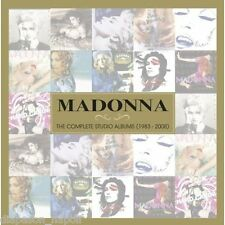 Madonna: Complete Studio Albums - box 11 CD Limited edition