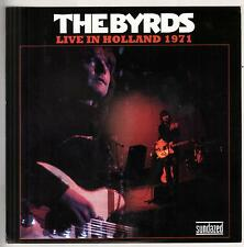 THE BYRDS Live In Holland 1971 M- 45 RPM P/C M-