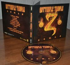 BUTTERFLY TEMPLE Earth Земля 2010 LIMITED DIGIBOOK CD+POSTER RUSSIAN PAGAN METAL