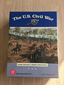 The U.S. Civil War - GMT Games board game wargame