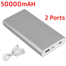 15000mAh Fast Charging Power Bank Type C QC 3.0 Dual USB Battery Phone Charger