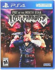 Fist of The North Star: Lost Paradise (Playstation 4, 2018)