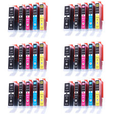 30 New XL Ink Combo Pack for Canon PGI-250 CLI-251 MG5520 MX922 MG5620 MG6620