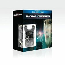 BLADE RUNNER (4 DISC - COMBO BLU RAY/DVD BOX SET + FREE POST)