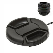 49MM CENTRE-PINCH CLIP-ON FRONT LENS CAP ONLY for Helios 44-2 Lens 58mm f2 Zenit