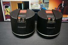 pair Yamaha JA4281B vintage horn compression drivers Tweeters