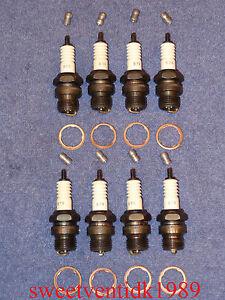'NOS' Autolite BT8 Spark Plugs.......Cross reference w/ Champion D-16 & AC-86