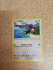 Taillow Pokemon Card, USED, 103/145