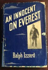 An Innocent On Everest (1954, Hardcover) Ralph Izzard PreOwnedBook.Com