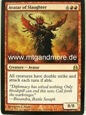 Magic commandant EDH - 1x Avatar of Slaughter