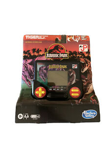 Jurassic Park 2021 Tiger Electronics Hasbro Gaming  LCD Video Game Brand New
