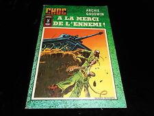 Choc recueil 3322 Editions Aredit 1982 TBE