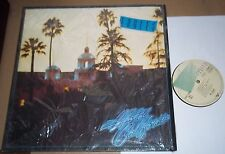 EAGLES - Hotel California - Asylum AS 53051 German Pressing with Poster