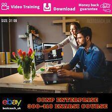 CCNP ENTERPRISE 300-410 ENARSI COURSE - Video Training