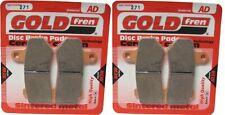 H/Davidson VRSCD 1250 Night Rod 2008 ( CC) - Brake Disc Pads Front Goldfren