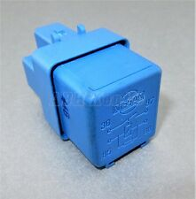 80-Genuine Nissan (90-10) 4-Pin Blue Relay-1M 25230-9F900 Hella 4RA940010-65 12V