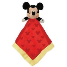 New Disney Mickey Mouse Baby Blanket Snuggle Buddy