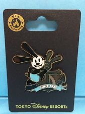 Tokyo Disney Resort Pin Badge Anchor THE LUCKY RABBIT OSWALD JAPAN exclusive New