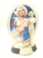 Marilyn Monroe Happy Birthday Mr President plate and doll from Bradford Exchange