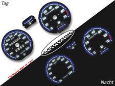 LETRONIX Plasma Tacho Tachoscheiben EL-Dash VW Golf 2 Jetta 2 20-220 #