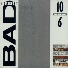 BAD COMPANY - 10 FROM 6....BEST OF : CD ALBUM (1985)