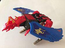 Transformers G1 1989 RED GEIST INDONESIA Victory Deszaras Deathsaurus takara