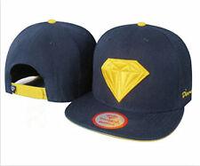 New Diamond SUPPLY CO Snapback style Hip hop Adjustable baseball Hat/Cap Blue