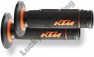 Genuine KTM Handle Bar Grip Pair OEM Duke EXC SMC SX XC SMR Enduro
