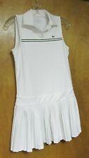 Tennis & Racquet Dress Vineyard Vines size XXS White