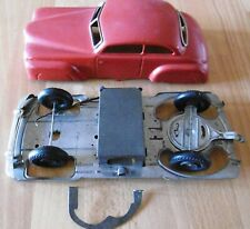 Distler ? Limousine Coupé, rot , Ersatzteilspender  - Rarität