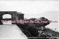 CO 446 - Penzance Battery Rocks, Promenade, Cornwall c1925 - 6x4 Photo