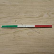 Ferrari Italian Flag Badge Emblem 599 360 430 458 488 California Accessory Decal